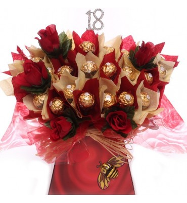 18th Ferrero Rocher Bouquet.l