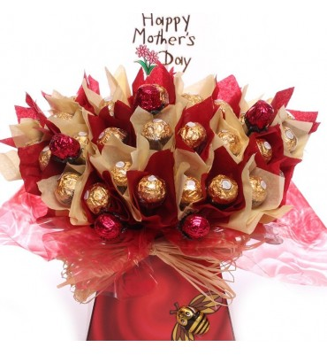 Limited Edition Chocolate Bouquet.