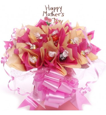 Mother's Day Lindor Chocolate Bouquet.