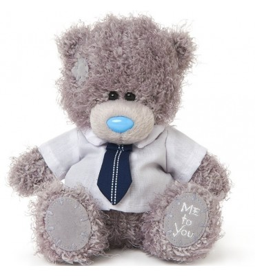 Shirt and Tie Me To You Bear 5 inch