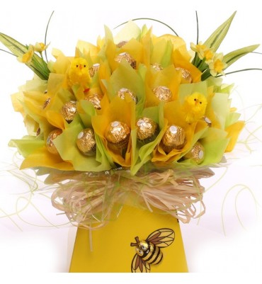 Ferrero Rocher Easter Chocolate Bouquet
