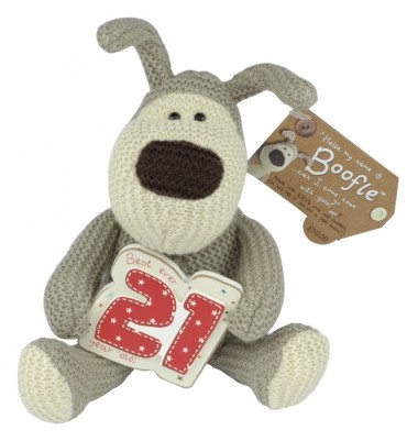 21st Birthday Boofle.