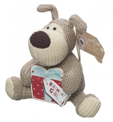 Boofle Plush - Birthday Girl.