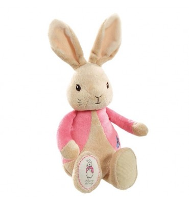 19cm Soft plush Flopsy Rabbit Bean Toy.