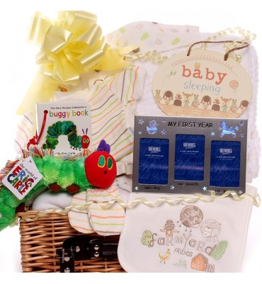 The Very Hungry Caterpillar Hamper.