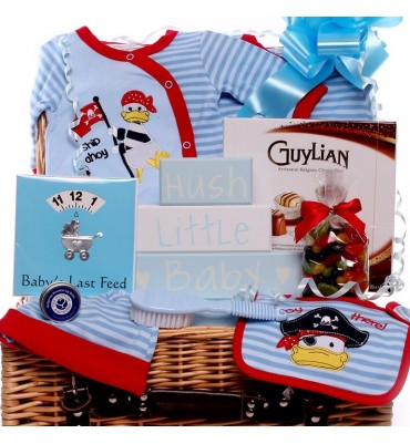 Hush Little Baby Hamper.