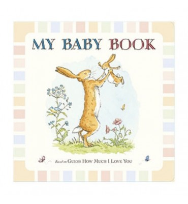 My Baby Book Guess How Much I Love You.