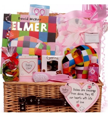 Elmer New Baby Hamper.