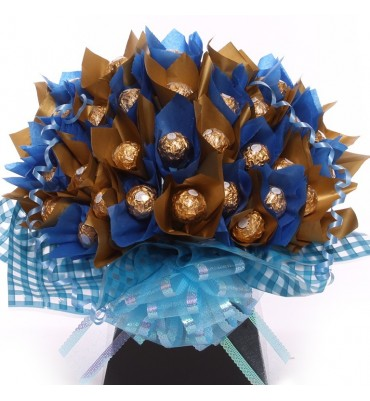 Luxury Ferrero Rocher Bouquet For Him.