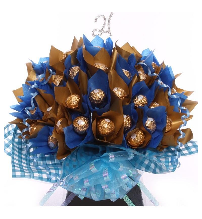 21st Ferrero Rocher Bouquet For Him.