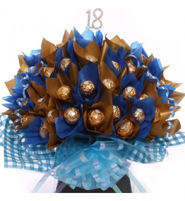 18th Ferrero Rocher Bouquet For Him.
