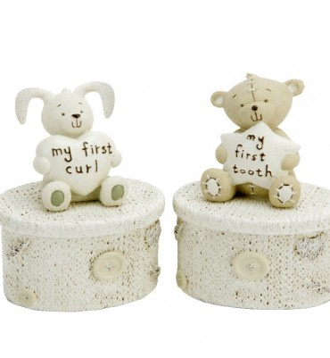 Button Corner Resin 1st Tooth & 1st Curl Set