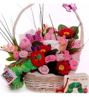 The Very Hungry Caterpillar Baby Bouquet.