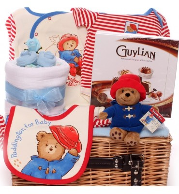Paddington Bear Hamper Gift.