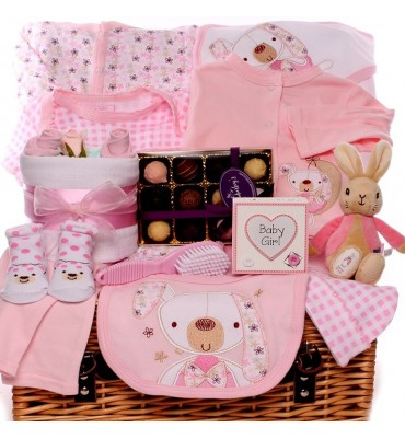 Luxury Flospy Bunny Hamper.