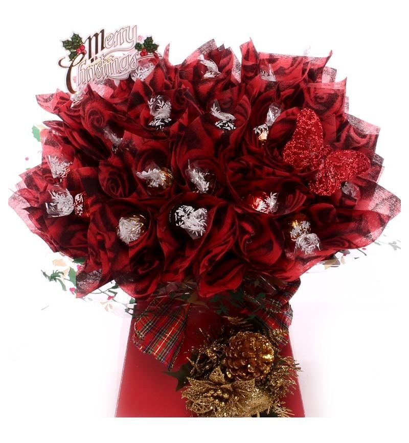 Luxury Lindt Lindor Chocolate Bouquet