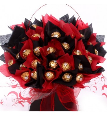 Truffle Chocolate Bouquet.