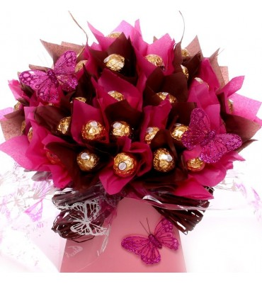 Luxury Ferrero Rocher Bouquet for her