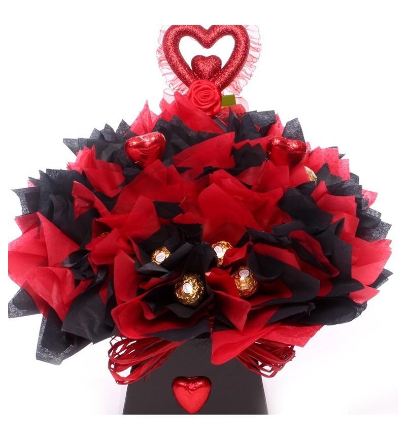 Ferrero Rocher Valentines Chocolate Bouquet