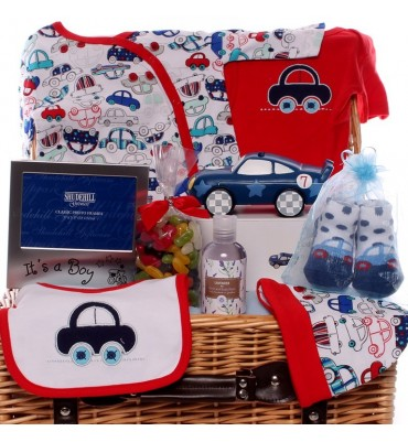 Cars Baby Hamper.