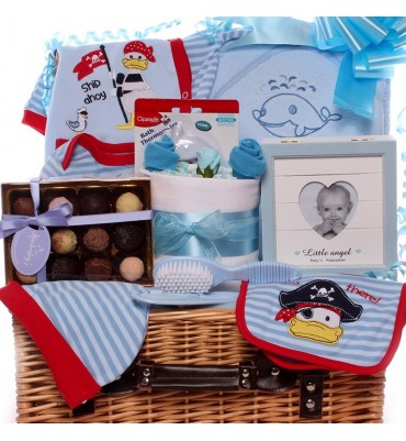 Ship Ahoy Baby Hamper.
