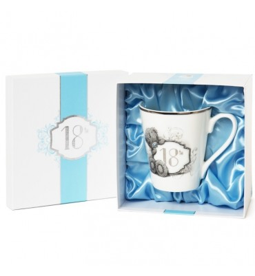 Signature collection 18th Me to You Birthday Luxury Boxed Mug.