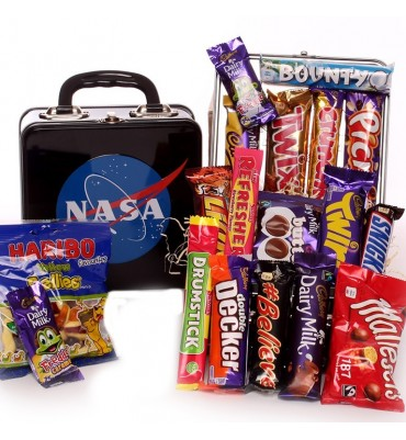 Nasa Chocolate and Sweet Tin.