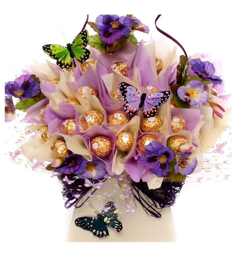 Stunning Luxury Ferrero Rocher Bouquet.
