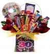30th Birthday Chocolate Bouquet For Her.