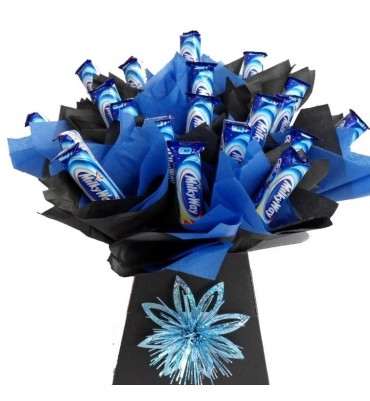 Milky Way Chocolate Bouquet
