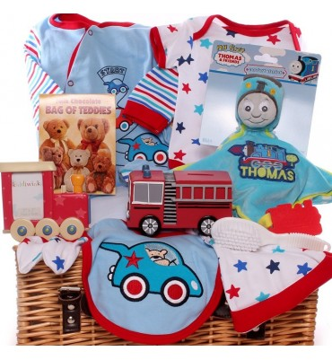 Thomas The Tank Baby Hamper.