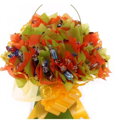 Celebrations Chocolate Bouquet Gift UK Delivery.