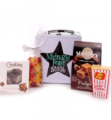 Midnight Feast Stash Food Gift Tin.