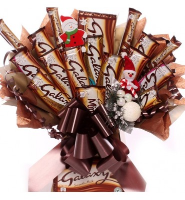 Large Galaxy Chocolate Bouquet.