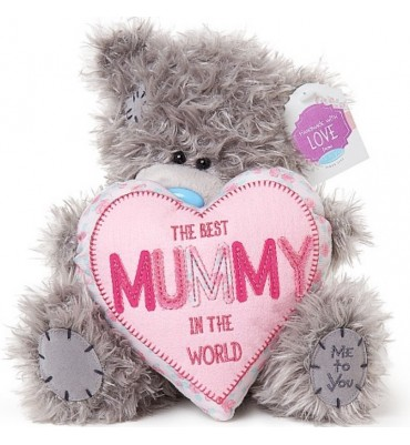 The Best Mummy In The World Me to You Bear.