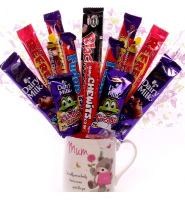 Toggles n Friends Mum Mug with Sweets.