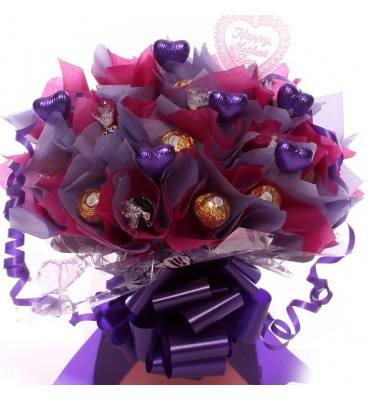 Mothering Sunday Special Chocolate Bouquet.