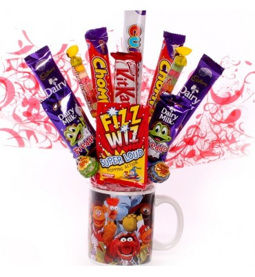 The Muppets Chocolate Bouquet Mug.