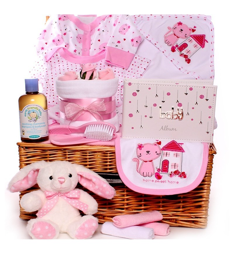 Home Sweet Home Baby Hamper.