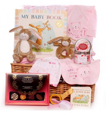 Baby Hamper Guess How Much I Love You
