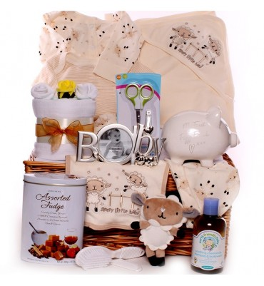Bar Bar Black Sheep Unisex Baby Hamper