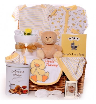 Baby Shower Unisex Baby Hamper.