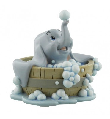 Dumbo in the bath