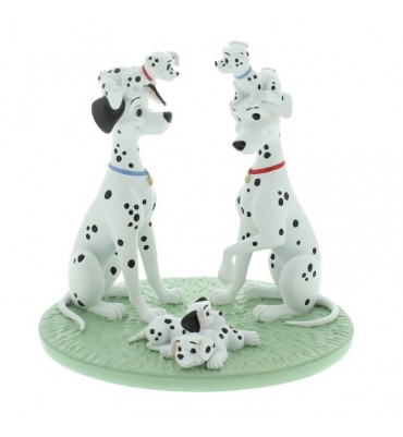 Disney Magical Moments - 101 Dalmatians One Big Happy Family