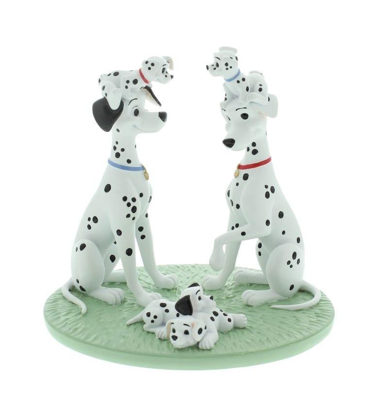 Disney Magical Moments - 101 Dalmatians One Big Happy Family
