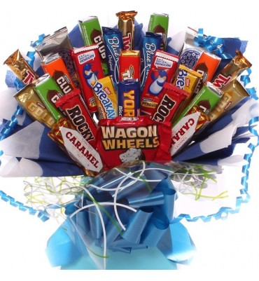 Biscuit Bouquet For Him.