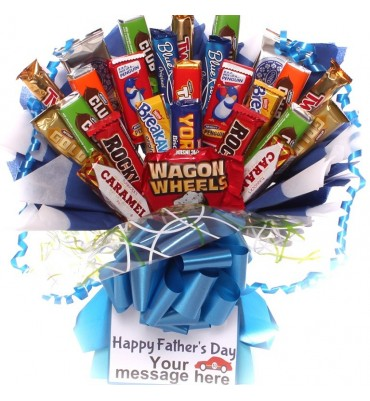 Biscuit Bouquet Father's Day