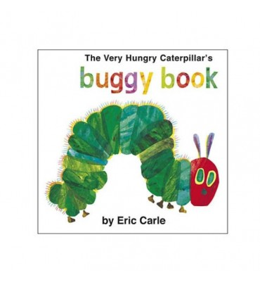 The Very Hungry Caterpillar Buggy Book.