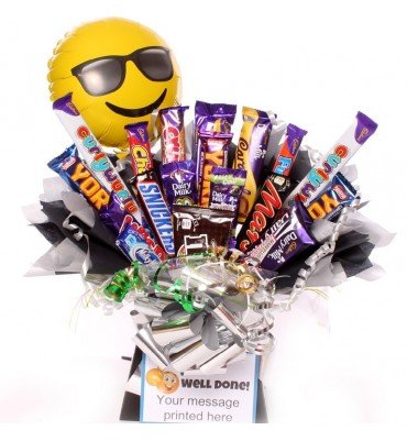 Well Done Large Chocolate Bouquet