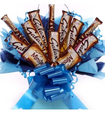 Galaxy Chocolate Bouquet for Him